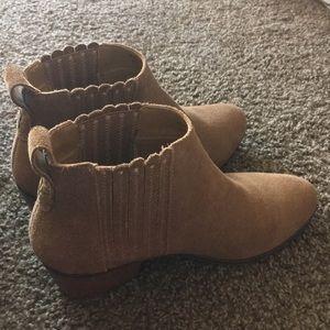 Jack Rogers boots. Like new!!